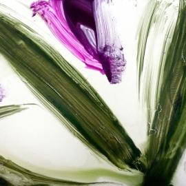 Detail Blütendekor