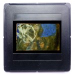 Fächer, 1987, 100 x 150 cm